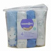 Hydrophilic cotton diapers from China (mainland)