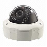 China CCTV Security Network Camera, 2.8 to 12mm Varifocal, Waterproof, Day/Night