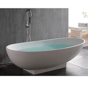 Solid Surface Stone Bathtub from China (mainland)