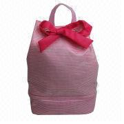 China Beautiful and Promotional Cooler Bag for Children, Sized 18.5 x 26.5 x 11.5cm, Made of TC Fabric