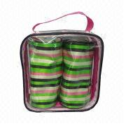 Promotional PVC cosmetic bag for ladies from Fuzhou Oceanal Star Bags Co. Ltd