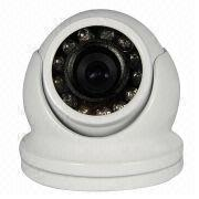 Mini Dome Color CCD Camera