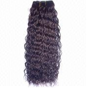Curl hair weaves from China (mainland)