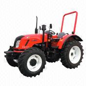 Tractor 4-wheel drive from China (mainland)