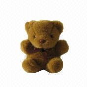 17cm Mini Bear Plush Toy from China (mainland)