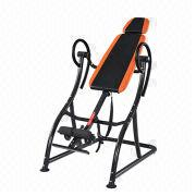 Patented inversion table fitness training equipment from China (mainland)