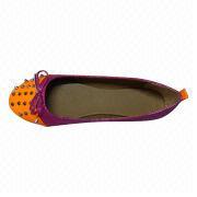 Women's Flat Shoe from China (mainland)
