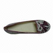 Women's Flat Shoe from China (mainland)