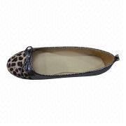 Flat Casual Shoe from China (mainland)