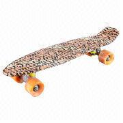 Plastic fish skateboard from China (mainland)