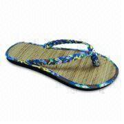 41a2844c34980e China Straw Flip Flop suppliers