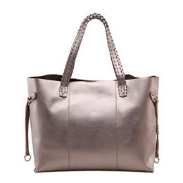 China Genuine/Leather fashion tote bags