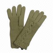 China Hand Crochet Gloves