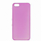 PP case for iPhone 5 from Taiwan