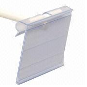 Clear PVC Label Holders from China (mainland)