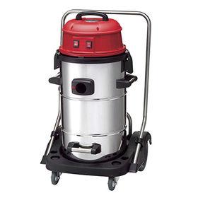 Hushpower Wet/Dry Vacuum Cleaner with 55L Tank from Jji Kae Enterprise Co Ltd
