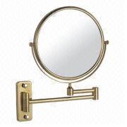 Metal pocket 3x magnifying mirror from China (mainland)