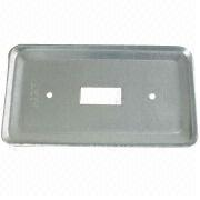 Rectangular steel toggle switch box cover from China (mainland)