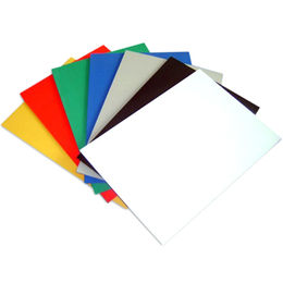 PVC Sheets from China (mainland)