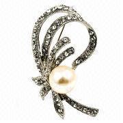 Fashion Jewelry Brooches from Hong Kong SAR