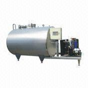 Horizontal Direct Cooling Milk Tank from China (mainland)