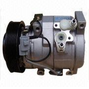10S17C 7PK Auto A/C Air Compressor from China (mainland)