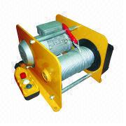 Electric Wire Rope Winch from China (mainland)