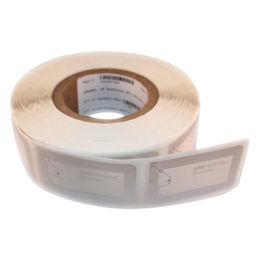 860 - 960Mhz UHF RFID adhesive tag/sticker/wet inlay for warehouse management