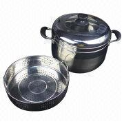 3-layer stainless steel cooking pot from China (mainland)