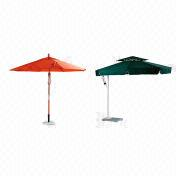 Outdoor sun umbrella from China (mainland)