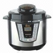 5L Electric Multifunction Pressure Cooker from China (mainland)