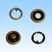 China Metal Snap Buttons from Dongguan Manufacturer: HLC Metal Parts Ltd