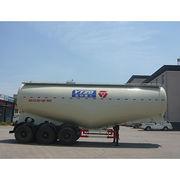 China Bulk cement tank trailer, 42cbm
