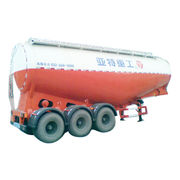 China Bulk Cement Tank Trailer, 42m³