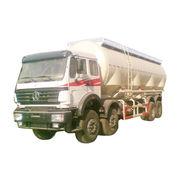 China Bulk cement tank truck, 40cbm