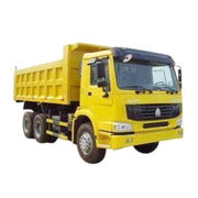 Beiben 6x6 mining dump truck from China (mainland)