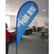 Advertising Display Flag Banner from China (mainland)