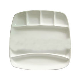 Ceramic Fondue Plate Set from China (mainland)