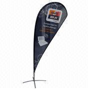 Wholesale Customized Outdoor Flag Banner, Customized Outdoor Flag Banner Wholesalers