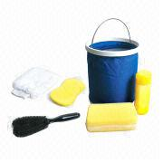 6pcs car cleaning set Manufacturer