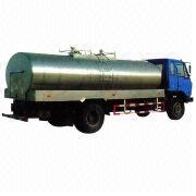 Vertical Cooling Milk Storage Tank from China (mainland)
