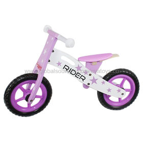 Wooden toy bike from China (mainland)