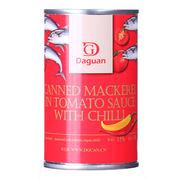 Canned Mackerels Manufacturer