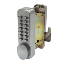 Easy Code Push-button Lock for Sliding Doors from Kin Kei Hardware Industries  Ltd