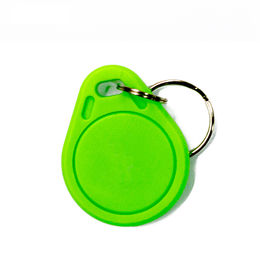 RFID/LF/HF Key Fobs/Tags for Access Control, Made of ABS Material