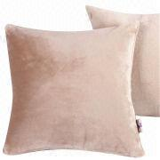 Solid color cushion covers from China (mainland)