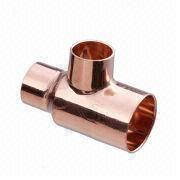 Plumbing Fitting/Reducer Pipe Tee Fitting from China (mainland)