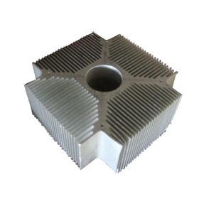 Aluminum Extrusion, Profile, 6063, Heat Sink, Anodizing