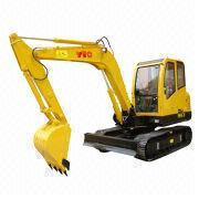 TS000258 Crawler Excavator from China (mainland)
