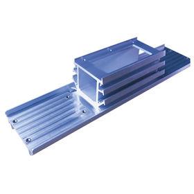 China Heatsink, Made of Aluminum, Die casting, Anodized or Electrophoretic
